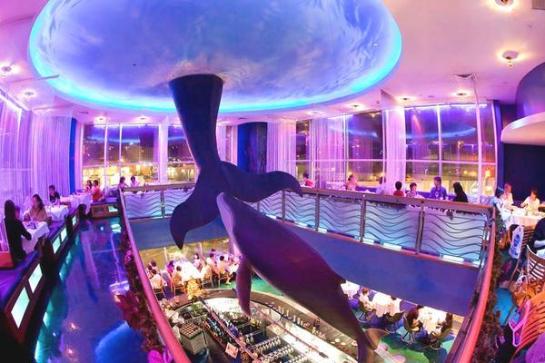 關島玩樂趣~美人魚號.海底世界.鯨魚餐廳5日