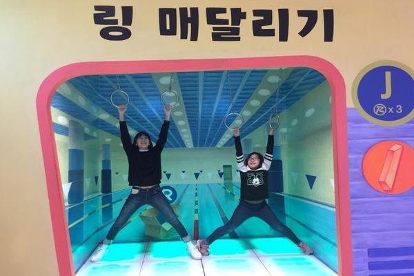 【升等市區飯店】奔跑吧!韓國~跑跑人體驗館、冰雪樂園、愛寶、塗鴉秀5日BR150/149
