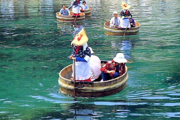 越後新潟 小木盆舟、季節採果樂、閃亮之宿、大川莊、秋紅浪漫楓景5日