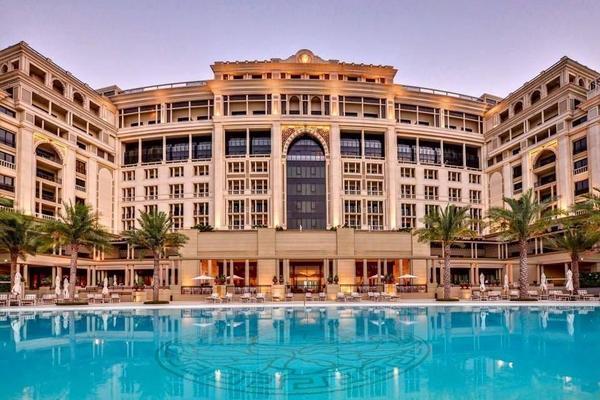 【蜜月典藏】杜拜帆船酒店、酋長皇宮、凡賽斯精品旅館、兩人成行7日