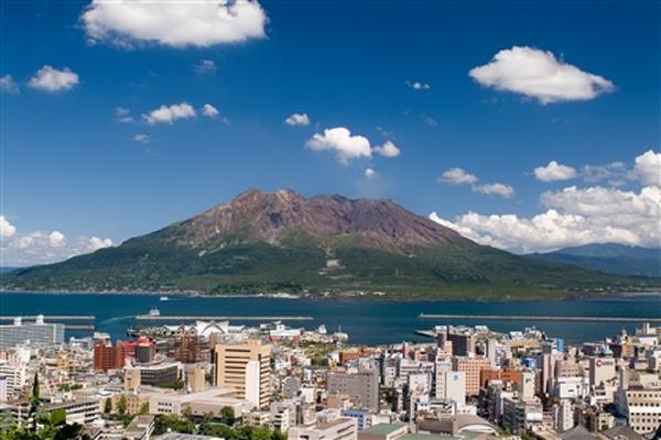 【宮崎鹿兒島輕旅行】青島神社、櫻島火山、鹿兒島花卉公園、砂浴體驗5日
