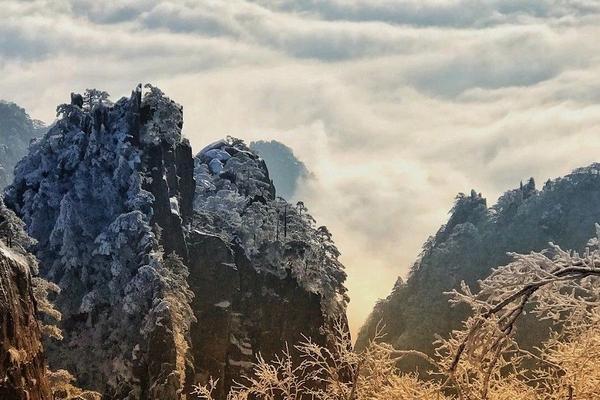 冬戀黃山來看雪、走訪宏村四日【山上乙晚】