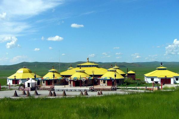 【國航假期】東蒙古呼倫貝爾草原、額爾古納溼地、阿爾山景區11日《古北水鎮泡湯趣》