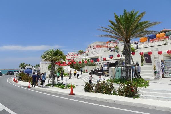 【花漾沖繩超值】古宇利塔、恐龍公園、永旺夢樂城、美麗海水族館4日---入住海邊飯店一晚