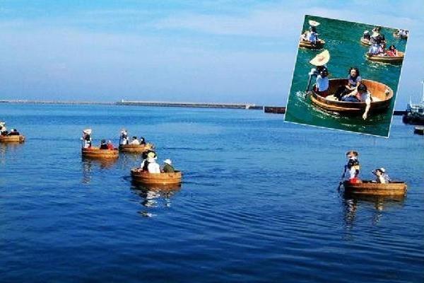 越後新潟 世界遺產佐渡島■小木盆舟■秋紅浪漫楓景4日