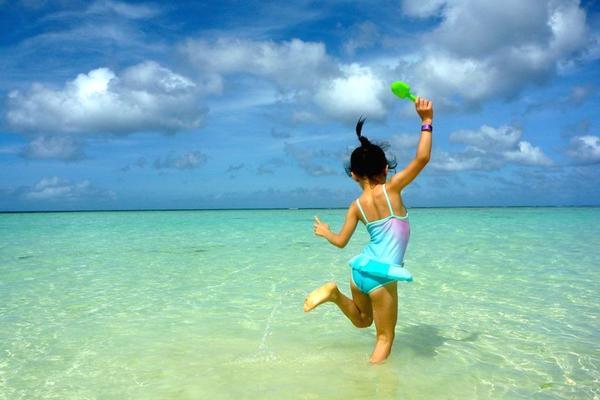 繽紛關島~魔術秀.FAIFAI BEACH海灘俱樂部5日