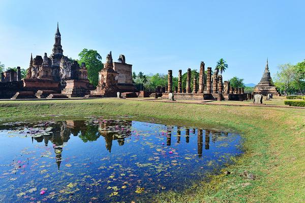 《古都巡禮》暢遊泰北-清邁、南邦、素可泰,泰式下午茶五日《含稅簽》