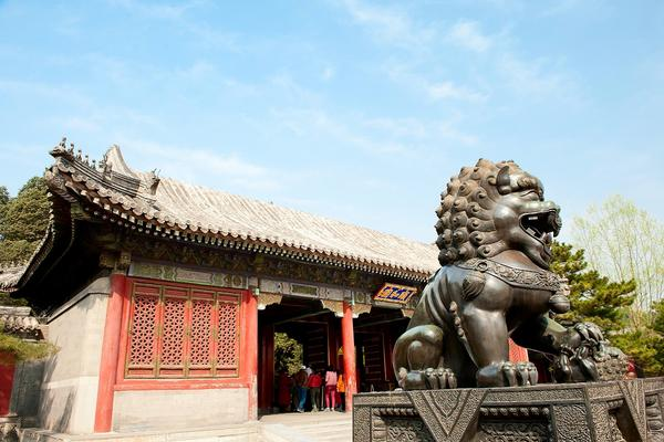 【津津秋色】北京七大文化遺產、承德避暑山莊、天津大院文化體驗八日