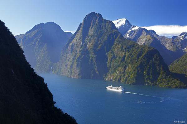 【喜羊羊】紐國純南島10天~峽灣、庫克山觀星、峽谷鐵道英國風