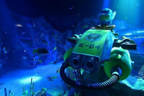 【三都雙響炮】大阪環球名古屋樂高SEALIFE水族館奈良京都5日