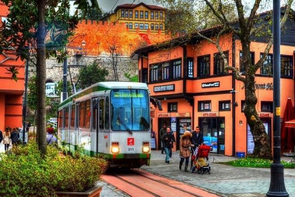 【賺很大】土耳其夢幻大學城、布爾薩、棉堡、卡帕多其亞、番紅花城12日