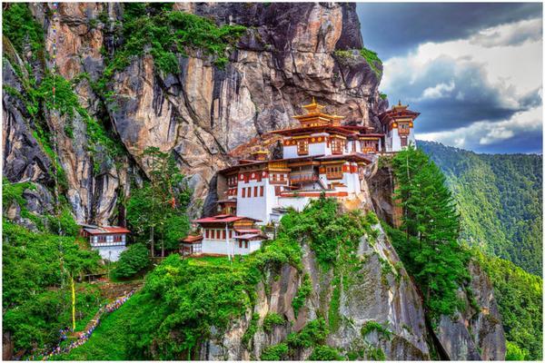 【主題旅遊】幸福不丹之旅。秘境金鑽七日
