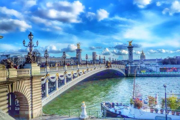 【賺很大】法國奧賽美術館、塞納河遊船宴、四大購物聖地、聖圖安市集9日