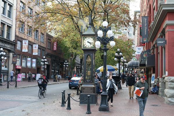 【美加輕旅行】西雅圖+溫哥華、星巴克、微軟、派克市場、OUTLET七日