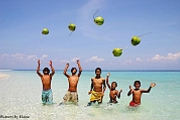 舞動沙巴|美人魚島、馬穆迪島、龍尾灣紅樹林生態5日