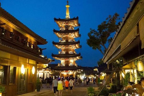 江南烏鎮太美、襌意拈花灣小鎮、杭州太陽馬戲秀、上海嘉軒凱悅酒店5日