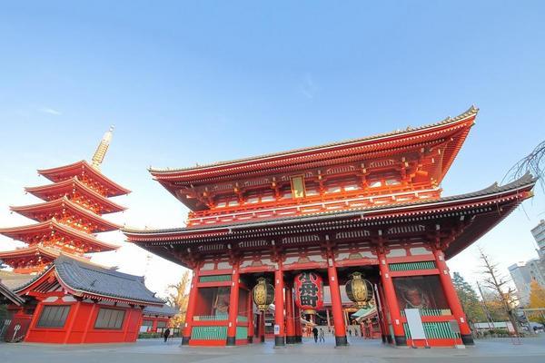 特惠【快樂趣東京】迪士尼、燒肉放題、築地、淺草雷門、隅田川遊船、半自助5日