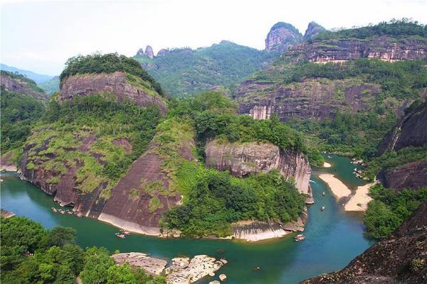 【直飛福州醉美武夷山】天遊峰、船遊九曲溪、雙高鐵、送印象大紅袍4日