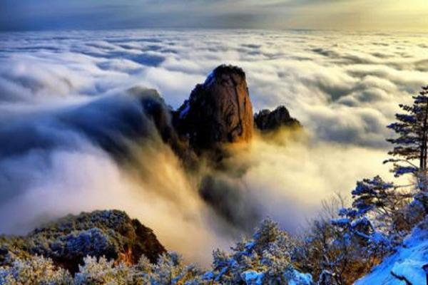 【年後最殺】黃山美景、享溫泉、徽州文化、杭州西湖雙遺產之旅6日