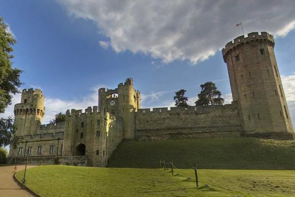魅力歐洲~英法雙國歐洲之星、雙宮雙遊船、莊園城堡體驗10日
