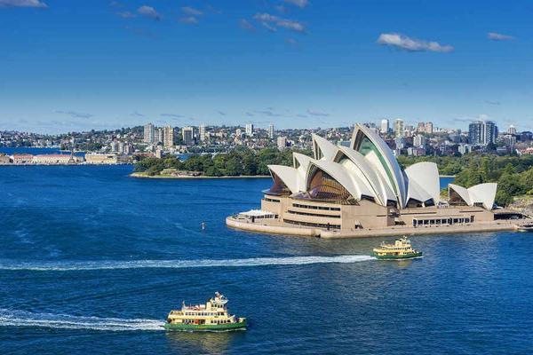 【送北雪梨夜景】雪墨雙城七日~歌劇院、遊船、企鵝歸巢、蒸汽火車、無尾熊