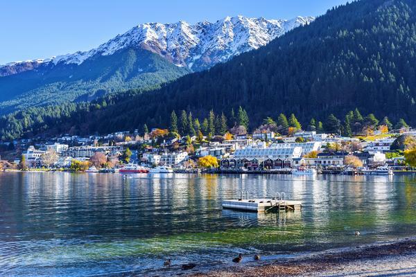【賺很大】紐西蘭南島、皇后鎮連泊兩晚、絕美五大湖區、米佛峽灣8日