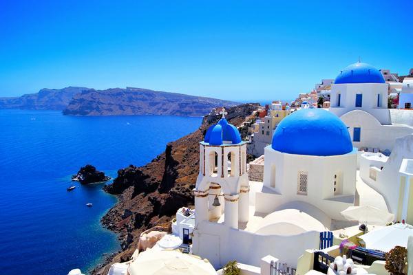 【北進南出】希臘10天~天空之城、愛琴海雙島(米克諾斯、聖托里尼)★★特別安排杜哈市區觀光