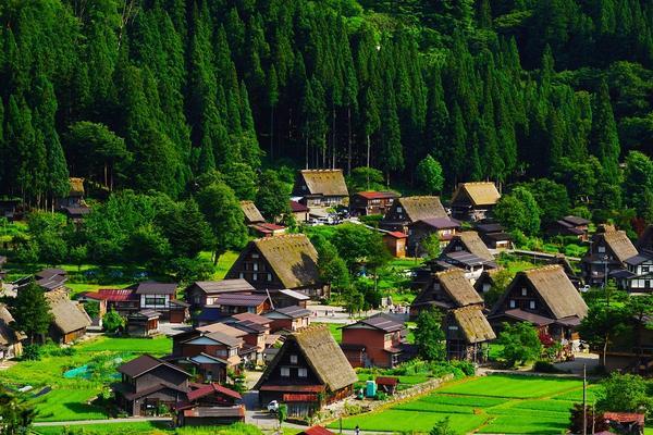 【立山魅力】大阪.立山.兼六園.上高地.飛驒.合掌村.名花之里5日