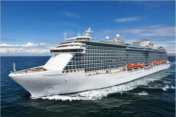 【玩美加族】皇家公主號 美西蔚藍海岸豪華遊輪+OUTLET10天