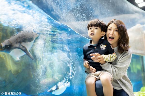 【城市輕旅行】香港海洋公園、IG打卡熱點三日