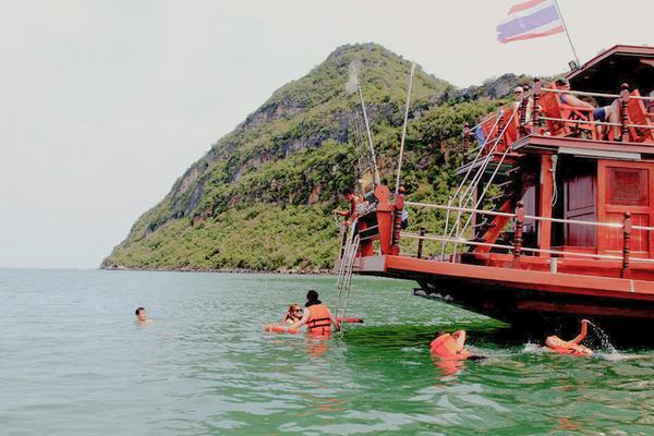 【泰國簡美學】海豚灣戀人華欣 五日【無購物。無自費】《含稅金》