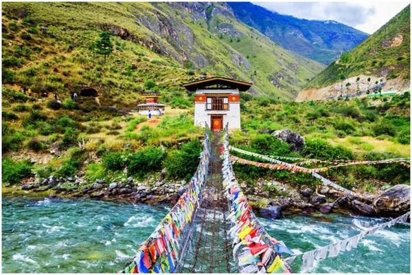 【主題旅遊】幸福不丹之旅。秘境豪華八日