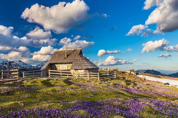 【福滿久久】克斯波蒙單飛、純淨阿爾卑斯農莊、十六湖、札達爾夕陽10日