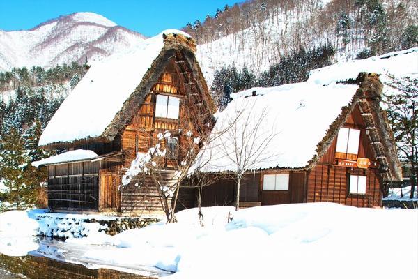 【合掌村銀世界】飛驒牛放題、新穗高纜車、來去鄉下做蒟蒻、戲雪、東京5日