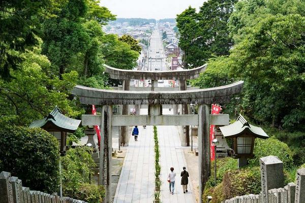 【網紅愛福岡】宮地嶽神社、熊本新商場、漫步湯布院、二見浦夫婦岩5日