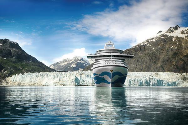 【公主遊輪】紅寶石公主號~阿拉斯加冰河灣國家公園+溫哥華11日