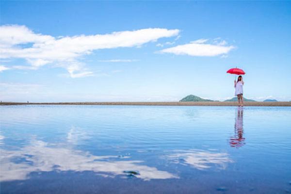【四國松山】天空之鏡、大步危遊船、栗林公園、舞動烏龍麵、小資享自由4日