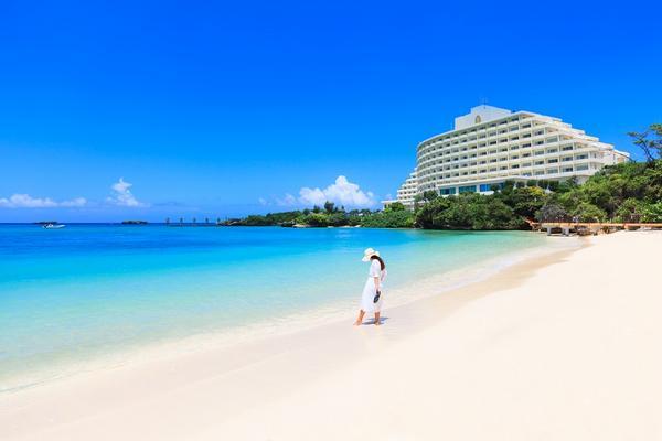 【沖繩雙希爾頓】ANA萬座海濱、名護啤酒園、古宇利、海洋博、瀨長島四日