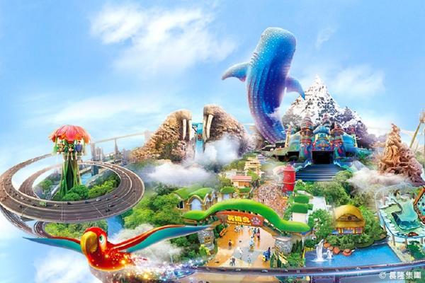 【快閃玩樂園】長隆海洋王國、澳門新八景、世界文化遺產三日