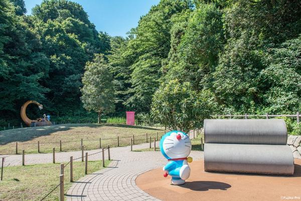 【東京必去】藤子F不二雄、哆啦A夢博物館門票 獨家台灣取票(電子票)