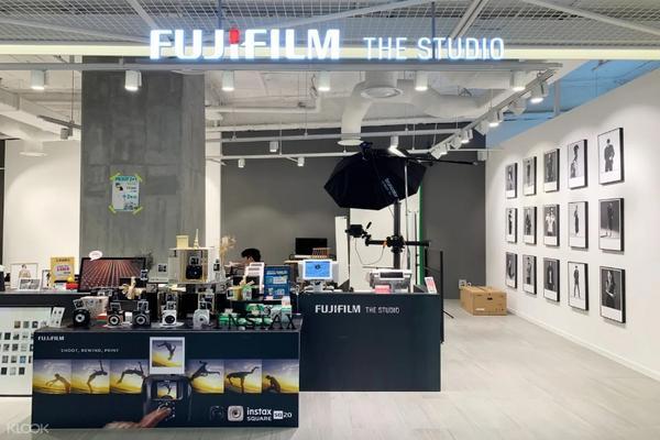【韓國首爾】富士照相館 Fuji Film: The Studio - 韓式證件照(電子票)