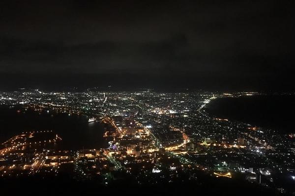 【北海道】函館夜景專車(有座位不用站)