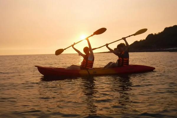 【小琉球出發】小琉球海上獨木舟體驗券(1人出發)