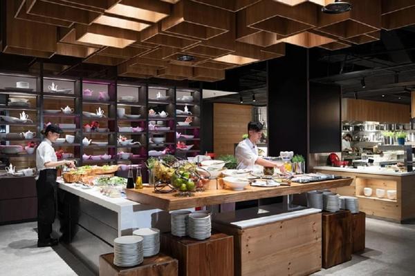 【電子票券】台北士林萬麗酒店士林廚房自助吧午或晚餐(假日不加價)