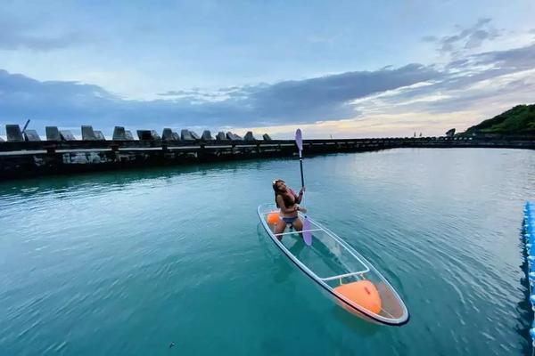 【小琉球出發】獨木舟體驗、秘境尋海龜、浮潛
