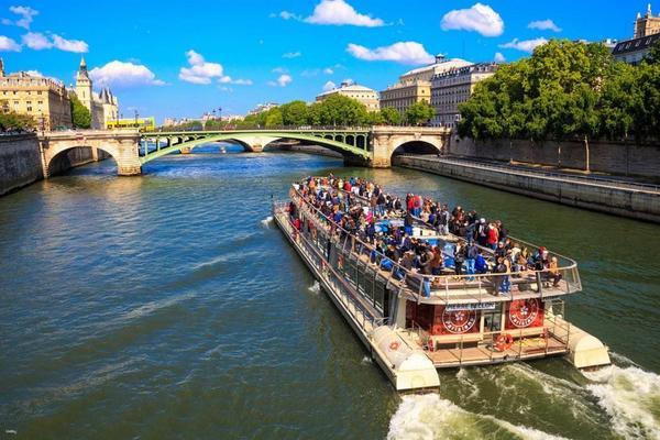 【法國巴黎】塞納河遊船 Bateaux Parisiens 船票