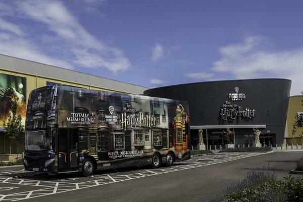 【英國倫敦】華納兄弟哈利波特影城門票+主題巴士|倫敦市區出發