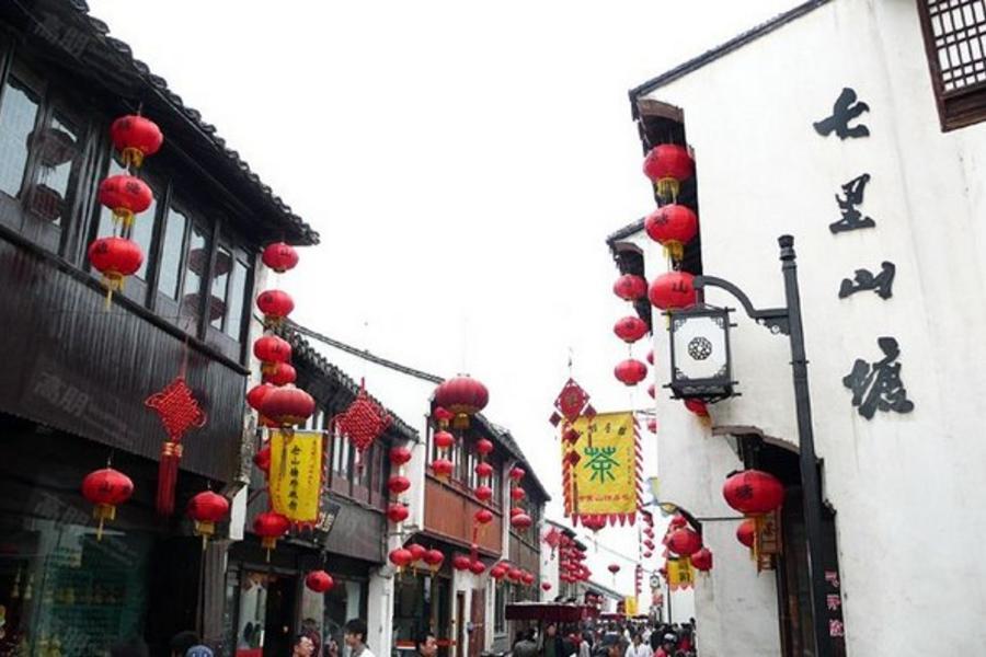 中國世家(商務三排椅)~新舊上海、山塘書院、和平飯店、老爵士樂五日(含稅、無購物、無自費)
