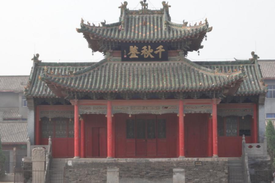 最愛中華~五星雙古都、少林寺、龍門石窟、兵馬俑六日(含稅、無購物、無自費、個人耳機)