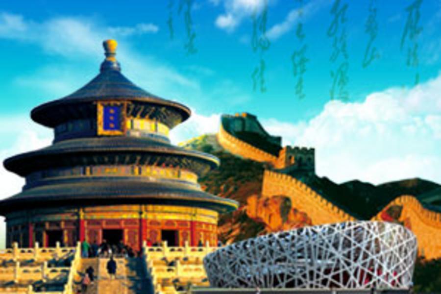 【東南推薦】皇城北京、慕田峪長城莊園、金面王朝秀B區、美食饗宴五日